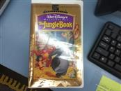 DISNEY VHS JUNGLE BOOK